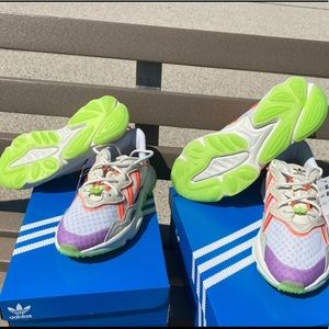"Adidas Ozweego  ""Chaos"" Style Colorway"